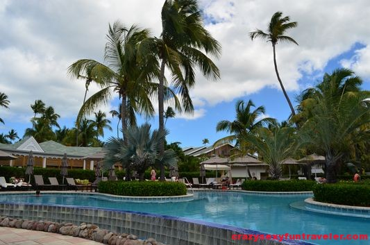 Four Seasons Nevis main pool