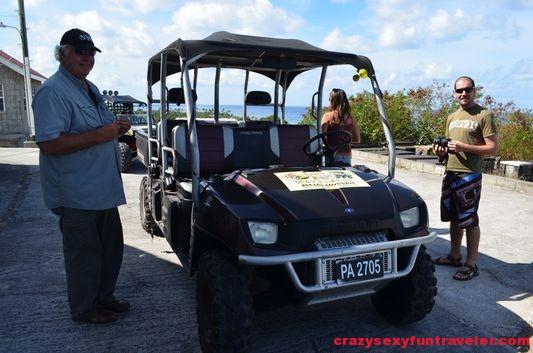 Funky Monkey ATV Nevis
