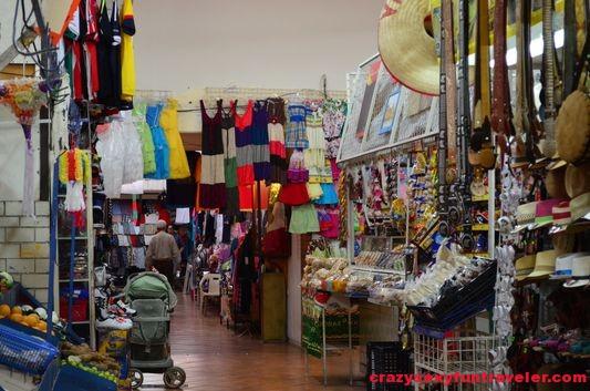 Mercado Madero market in La Paz
