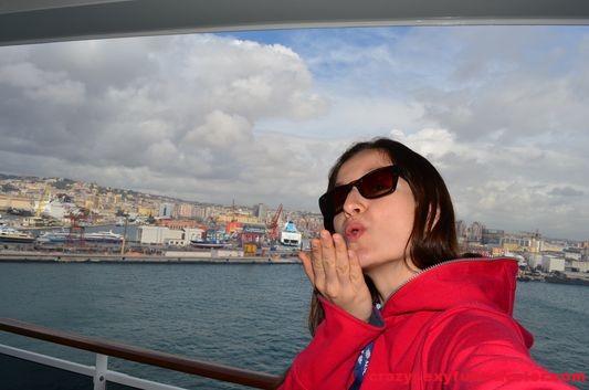 Messina port