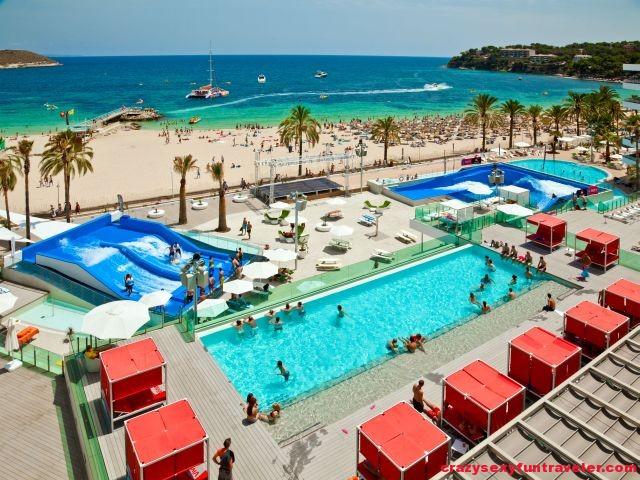 Sol Wave House hotel Majorca