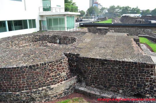 Tlatelolco excavations