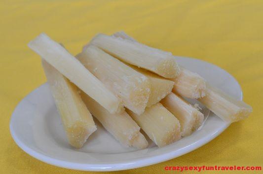 sugar cane for rum making