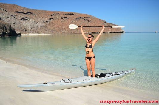 survived kayaking woohoo
