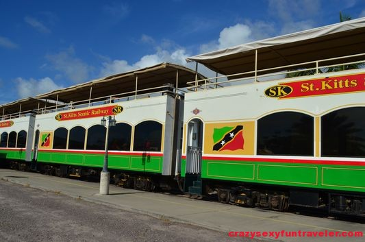 the sugar train St. Kitts nowadays
