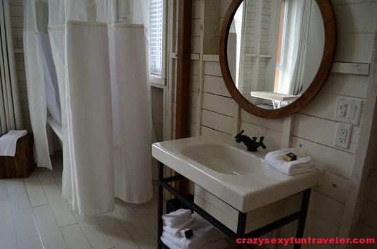 my bathroom in Le Clos La Ferme