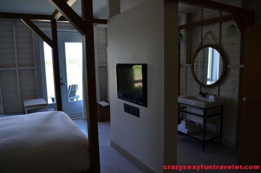 my room in le Clos Hotel La Ferme