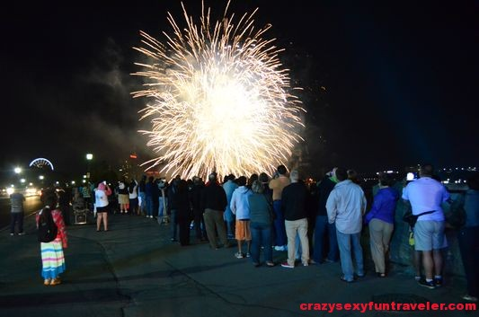Niagara Falls fireworks (25)