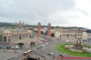 Plaza de España Barcelona