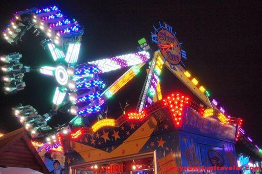 Winter Wonderland amusements
