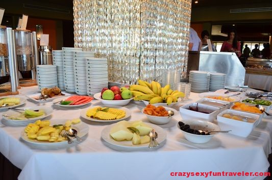 breakfast at Hotel Solverde Spa & Wellness
