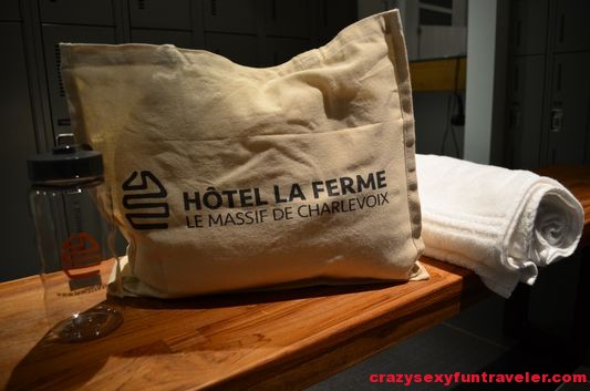 gifts from Spa du Verger at Hotel La Ferme