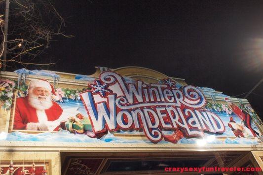 welcome to Winter Wonderland