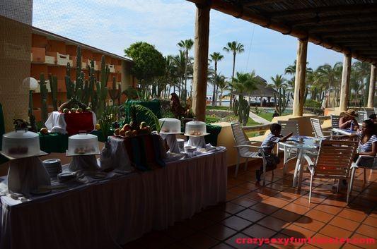 Cactus restaurant Posada Real