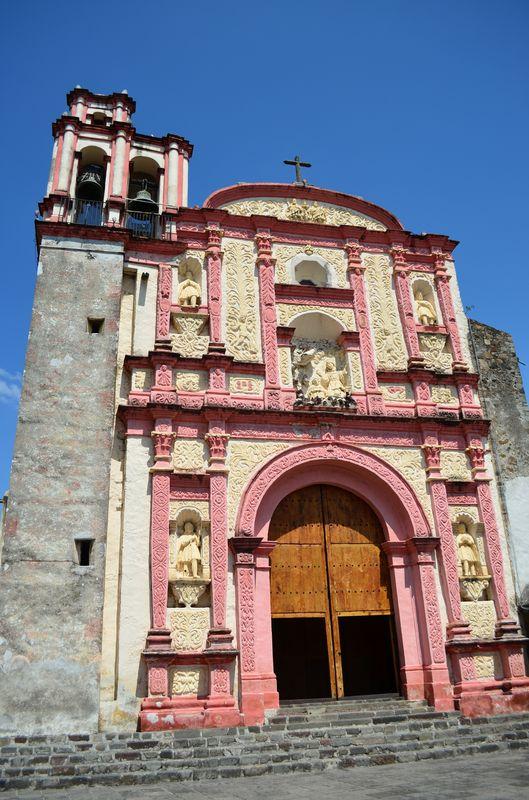 Cuernavaca Cathedral (2)