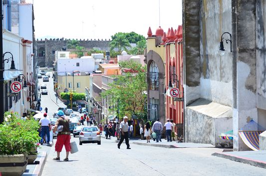 Cuernavaca streets and people (1)