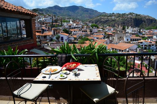 Del Angel Inn restaurant Taxco (7)