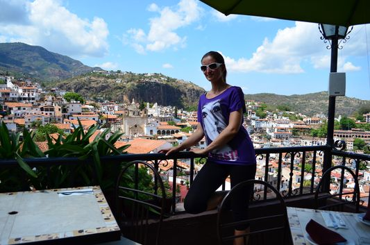 Del Angel Inn restaurant Taxco (9)