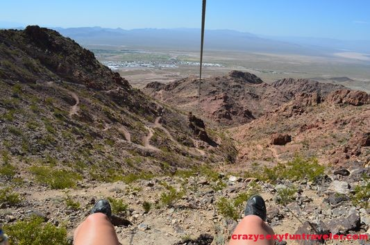 Flightlinez Bootleg canyon zipline Las Vegas (13)
