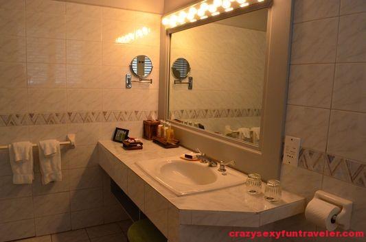 Montpelier plantation bathroom