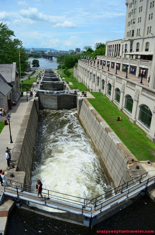 Rideau Canal locks Ottawa (3)