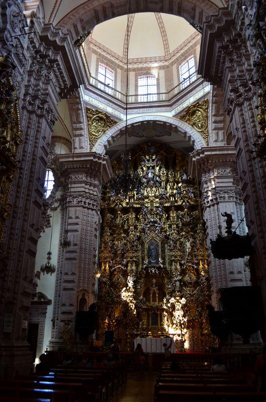 Santa Prisca Cathedral Taxco (1)