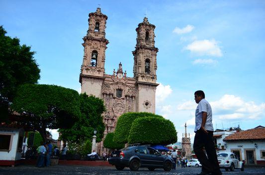Santa Prisca Cathedral Taxco (5)