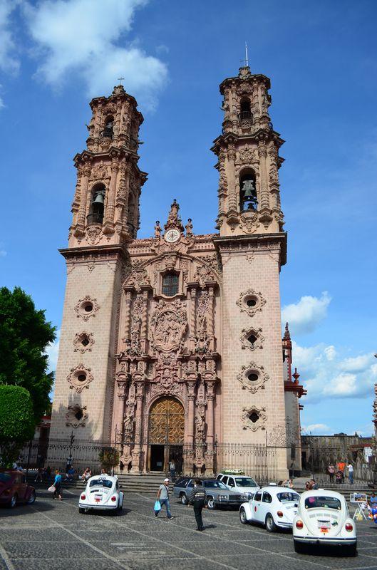 Santa Prisca Cathedral Taxco (6)