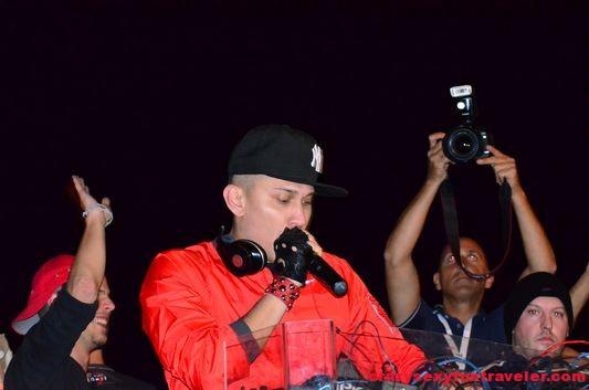 Taboo from Black Eyed Peas at Molo Street Parade Rimini 2013 (1)