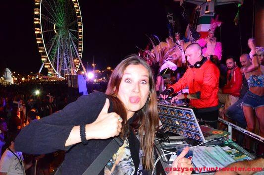 Taboo from Black Eyed Peas at Molo Street Parade Rimini 2013 (10)