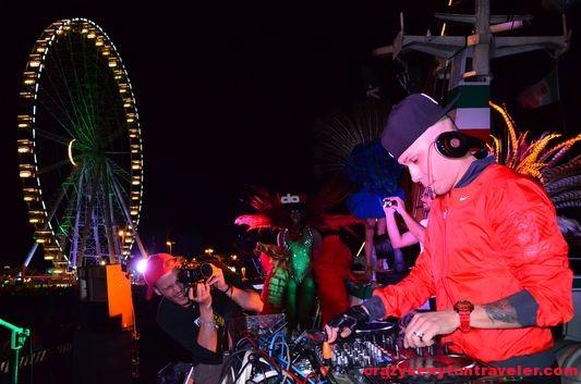 Taboo from Black Eyed Peas at Molo Street Parade Rimini 2013 (13)