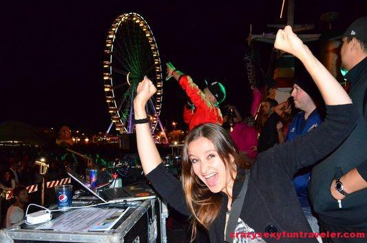 Taboo from Black Eyed Peas at Molo Street Parade Rimini 2013 (16)