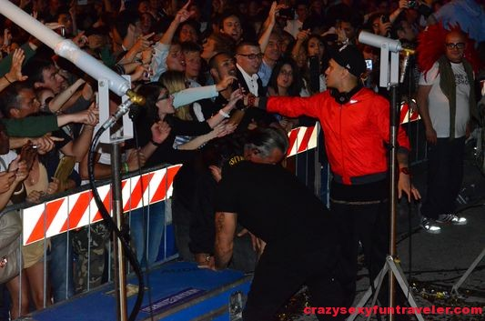 Taboo from Black Eyed Peas at Molo Street Parade Rimini 2013 (19)