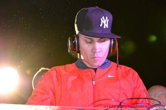 Taboo from Black Eyed Peas at Molo Street Parade Rimini 2013 (2)