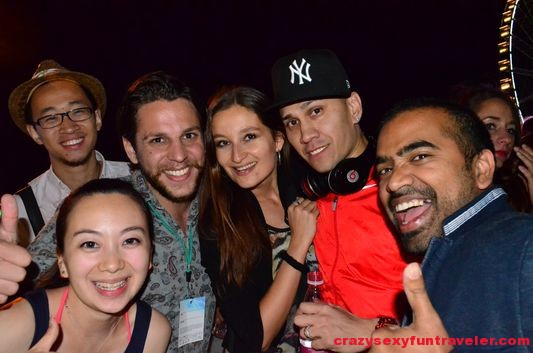 Taboo from Black Eyed Peas at Molo Street Parade Rimini 2013 (20)