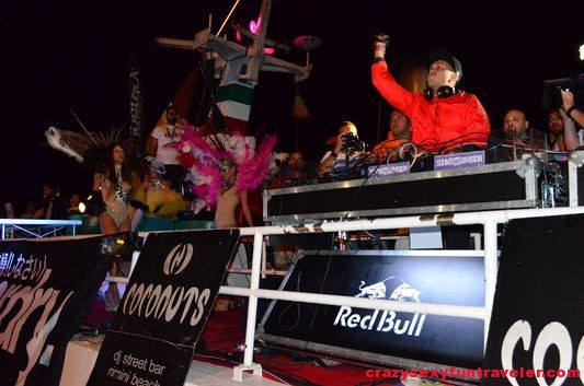 Taboo from Black Eyed Peas at Molo Street Parade Rimini 2013 (3)