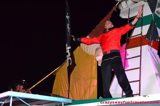 Taboo from Black Eyed Peas at Molo Street Parade Rimini 2013 (5)