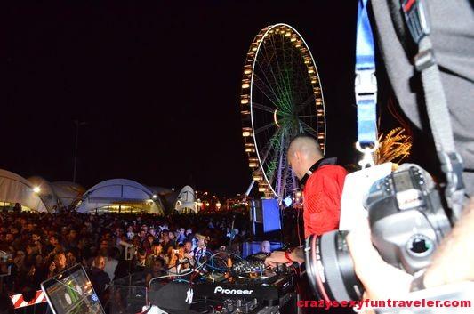 Taboo from Black Eyed Peas at Molo Street Parade Rimini 2013 (6)