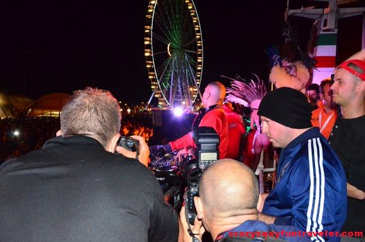 Taboo from Black Eyed Peas at Molo Street Parade Rimini 2013 (7)