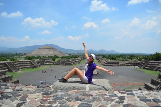 Teotihuacan place of Gods (27)