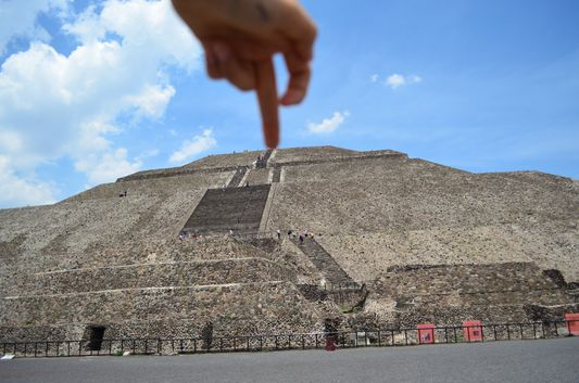 Teotihuacan place of Gods (42)