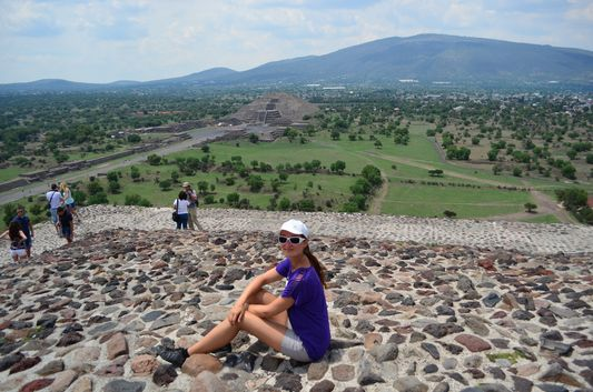 Teotihuacan place of Gods (46)