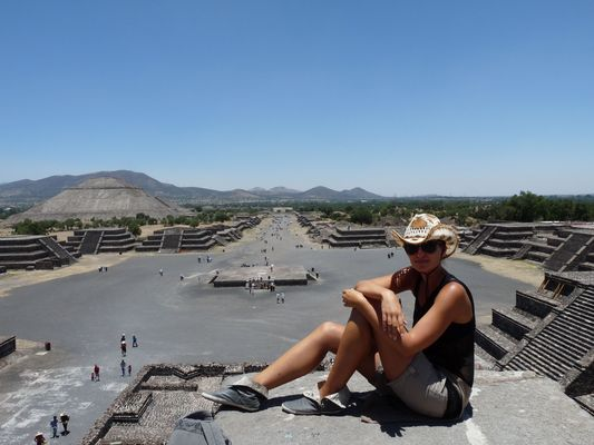 Teotihuacan place of Gods (63)