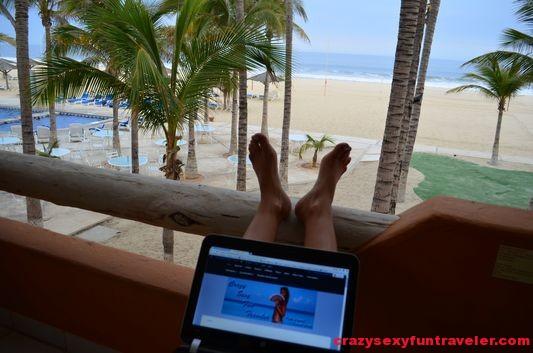 blogging at Posada Real