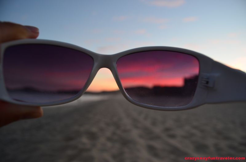 life through pink glasses