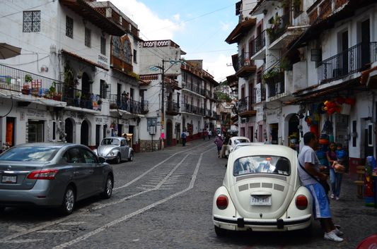 silver capital of the world Taxco (2)