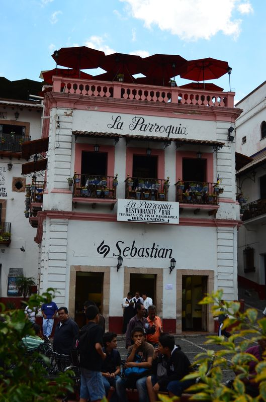 silver capital of the world Taxco (3)