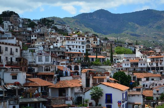 silver capital of the world Taxco (4)