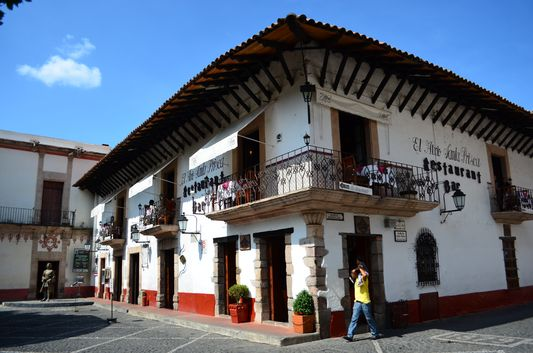 silver capital of the world Taxco (6)