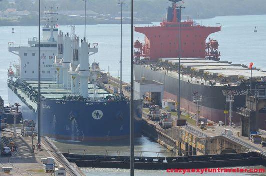 Miraflores Locks Panama Canal (10)